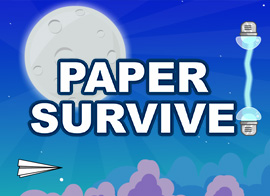 play Paper Plane - Old School