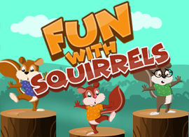 play Squirrel Jump