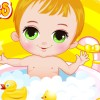 Baby Bathing Games For Little Kids Played on 1506403988
