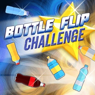 play Flip Bottle Win Recharge