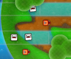 play Box Dude Tower Defence 4