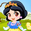 Chibi Snow White Played on 1618684886