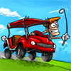play Crazy Golf Cart 2