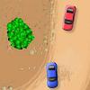 Desert racing …