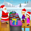 play Santa Fisher