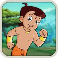 play Chhota Bheem Race