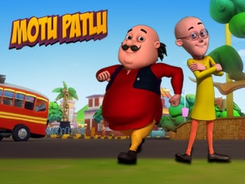 play Motu Patlu Run 2